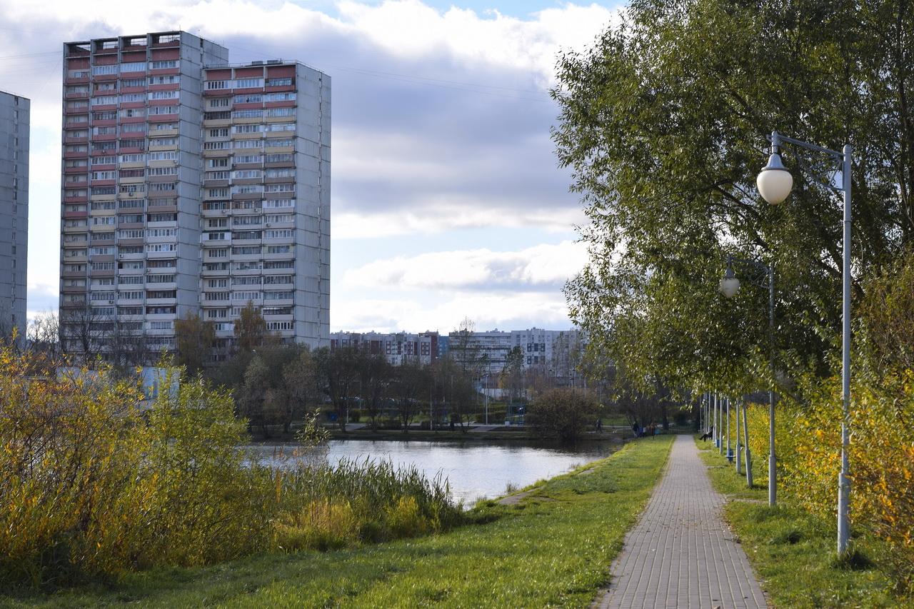 Москва Зеленоград