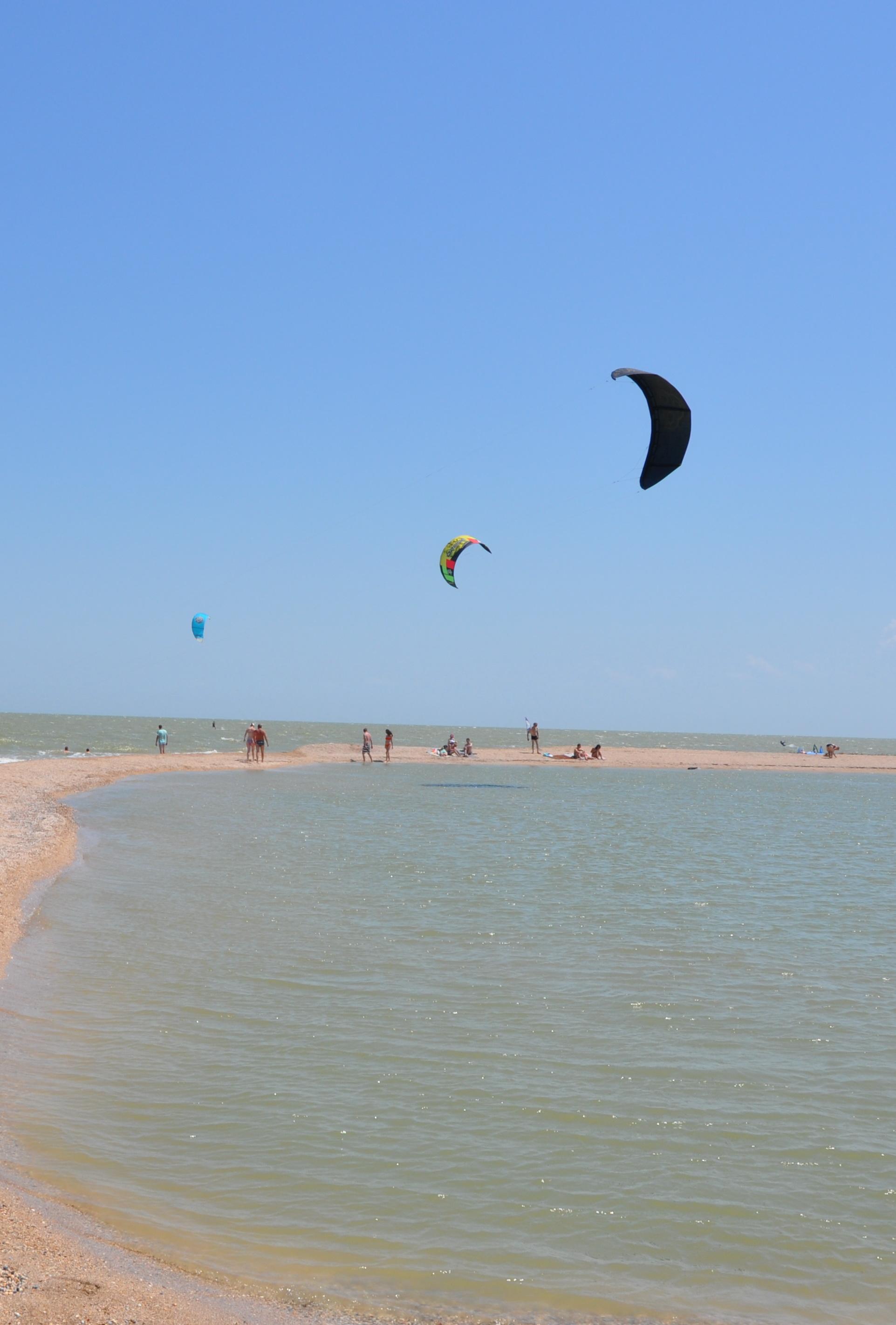 Все пляжи станицы Должанская и косы 13