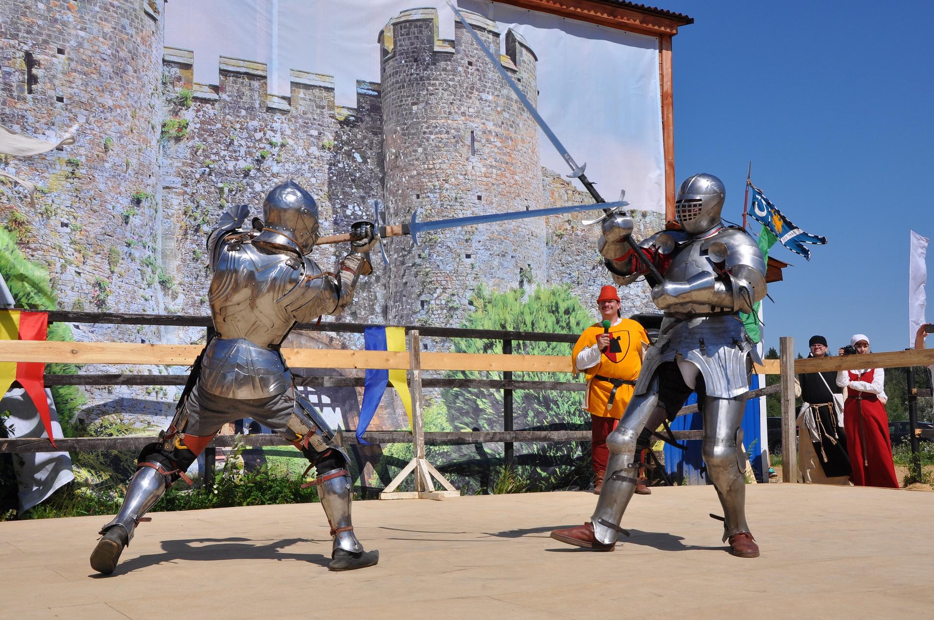 картинки рыцарского турнира в средневековье того